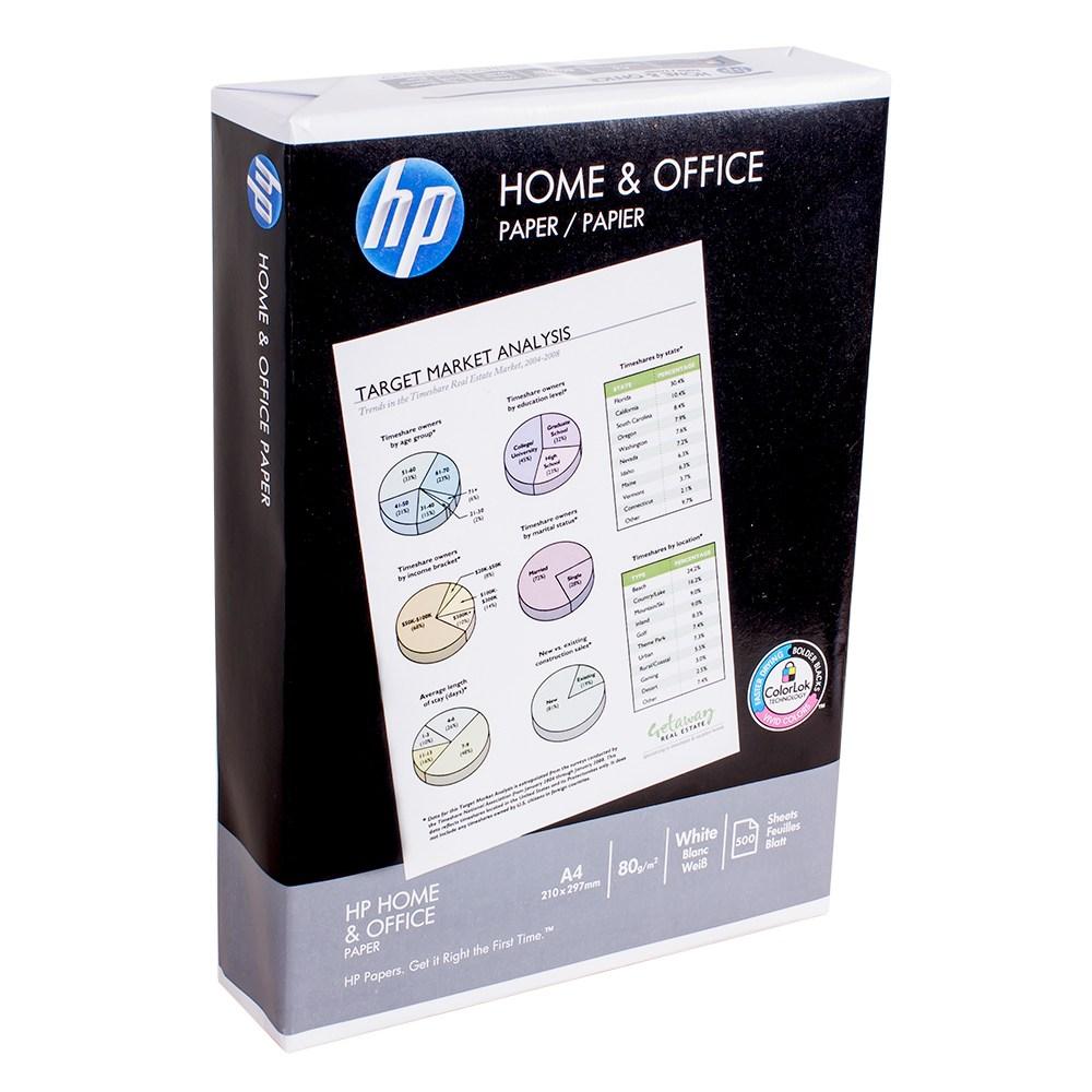 Бумага офисная А4 HP Home&Office 500 л.