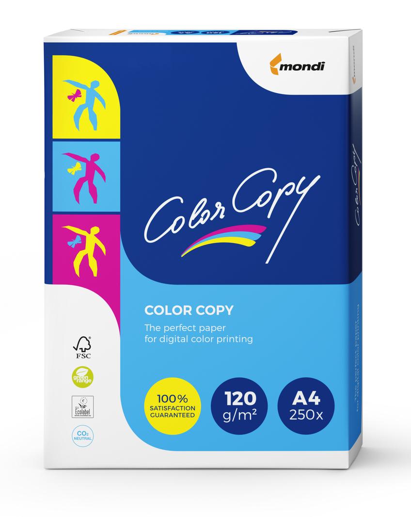 Бумага офисная A3 Color Copy 90г/м2 500л