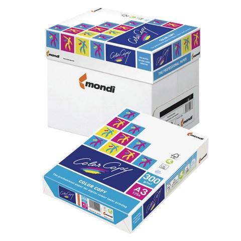 Бумага офисная А3 Color Copy 300г/м2, 125л
