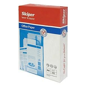 Бумага газетная А4 500л Skiper