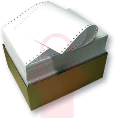 Бумага перфорированная ЛФП 210 мм SL ( Котлас)