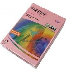Бумага А3 Maestro Color  PI25  розовый