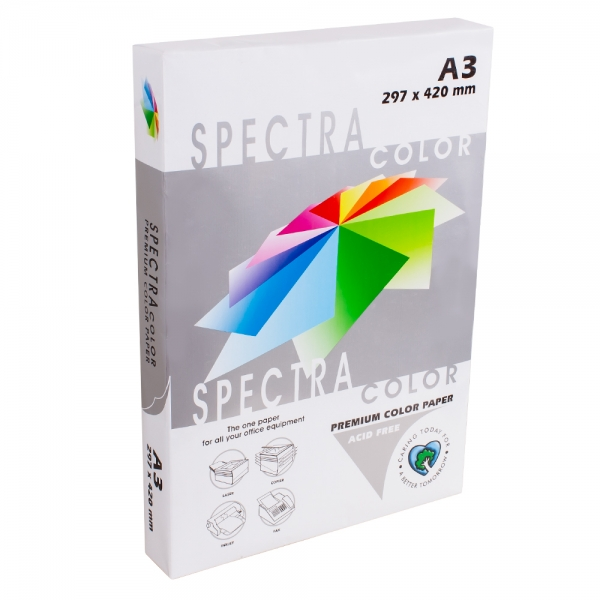 Бумага А3 Spectra Color - Green - зеленый