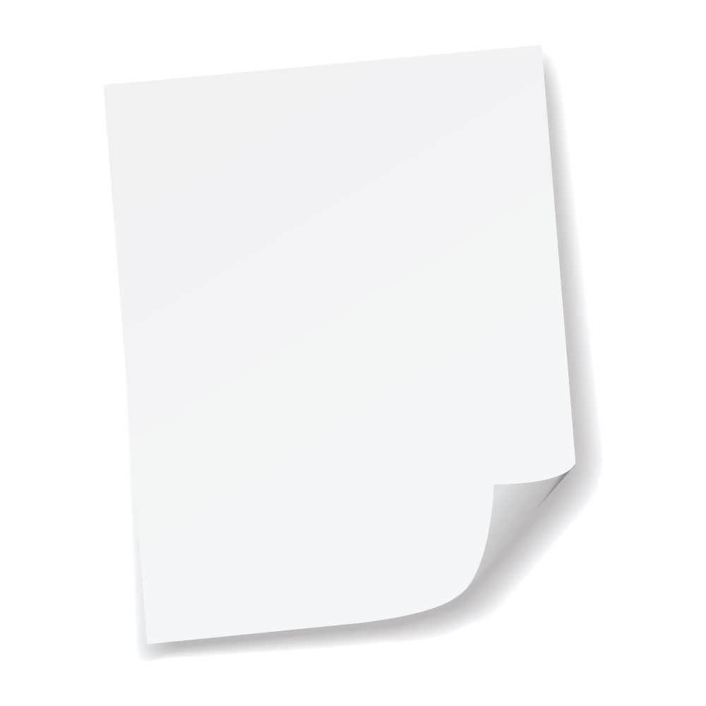 Бумага чертежная А1 600*840 мм, 190г/м2