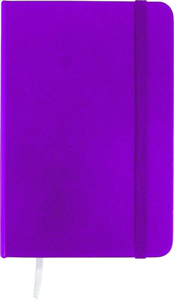 Записная книжка Partner,  А5, 125*195, 96 лист , клет, пурп