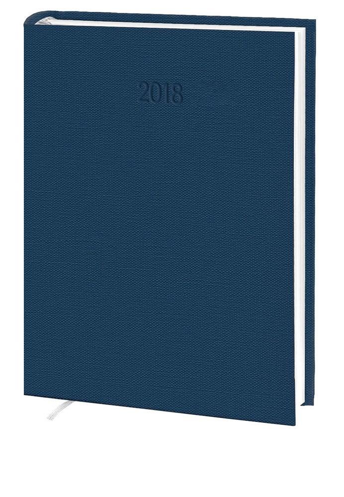 Ежедневник стандарт  Nomad баладек синий  2018