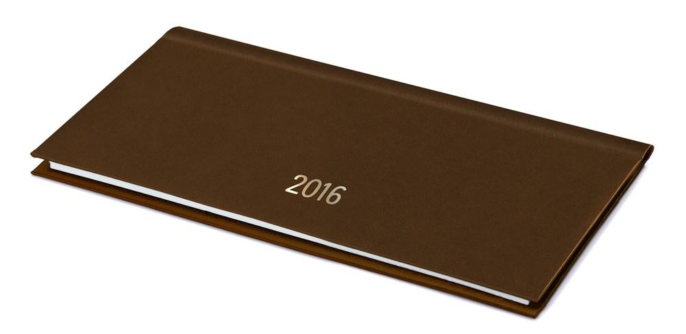 Планнинг 260*110, 60 л., баладек., коричнев.