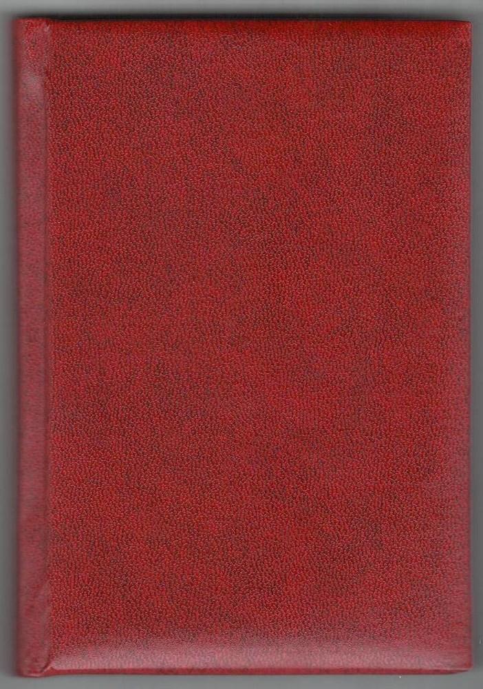 Деловой дневник,недат. А6 (98х140), 146 арк., линия, обл. балакрон Ariane , бордо