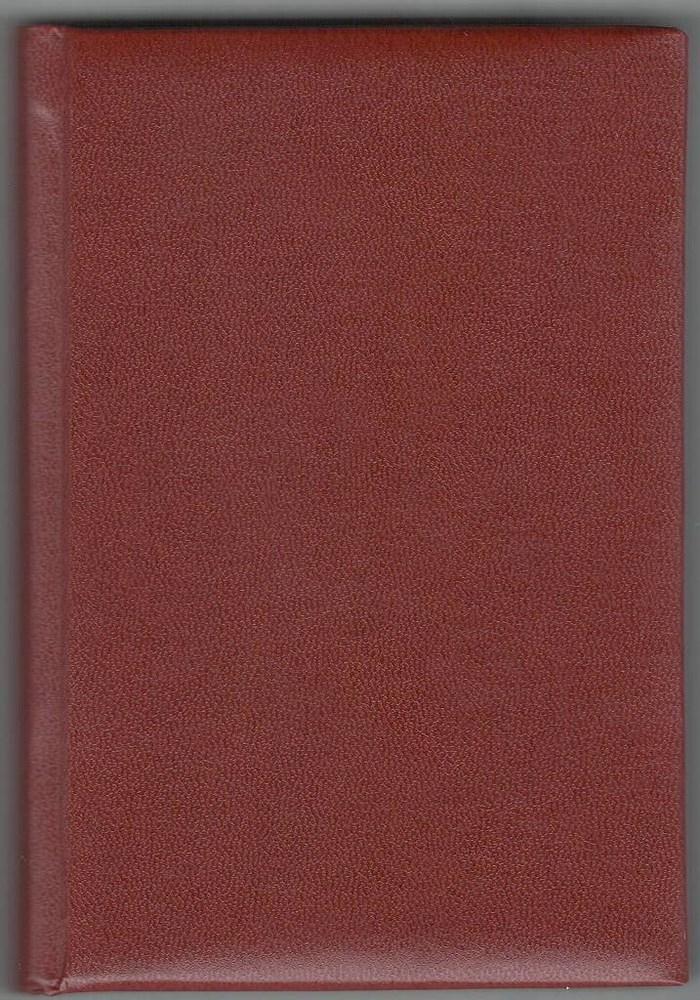Деловой дневник,недат. А6 (98х140), 146 арк., линия, обл. балакрон Ariane , коричневый