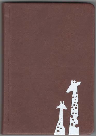 Деловой дневник,недат.А6 (98х140), 146 арк.,лин., обл.шт.шк. коричневый с тиснением