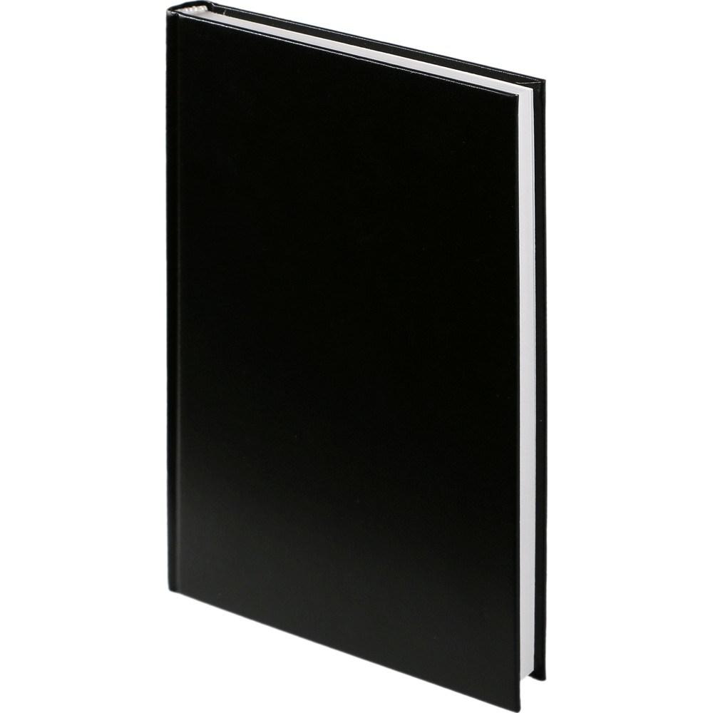 Деловой дневник, 145*202, 128 л.,клетка, баладек,черный