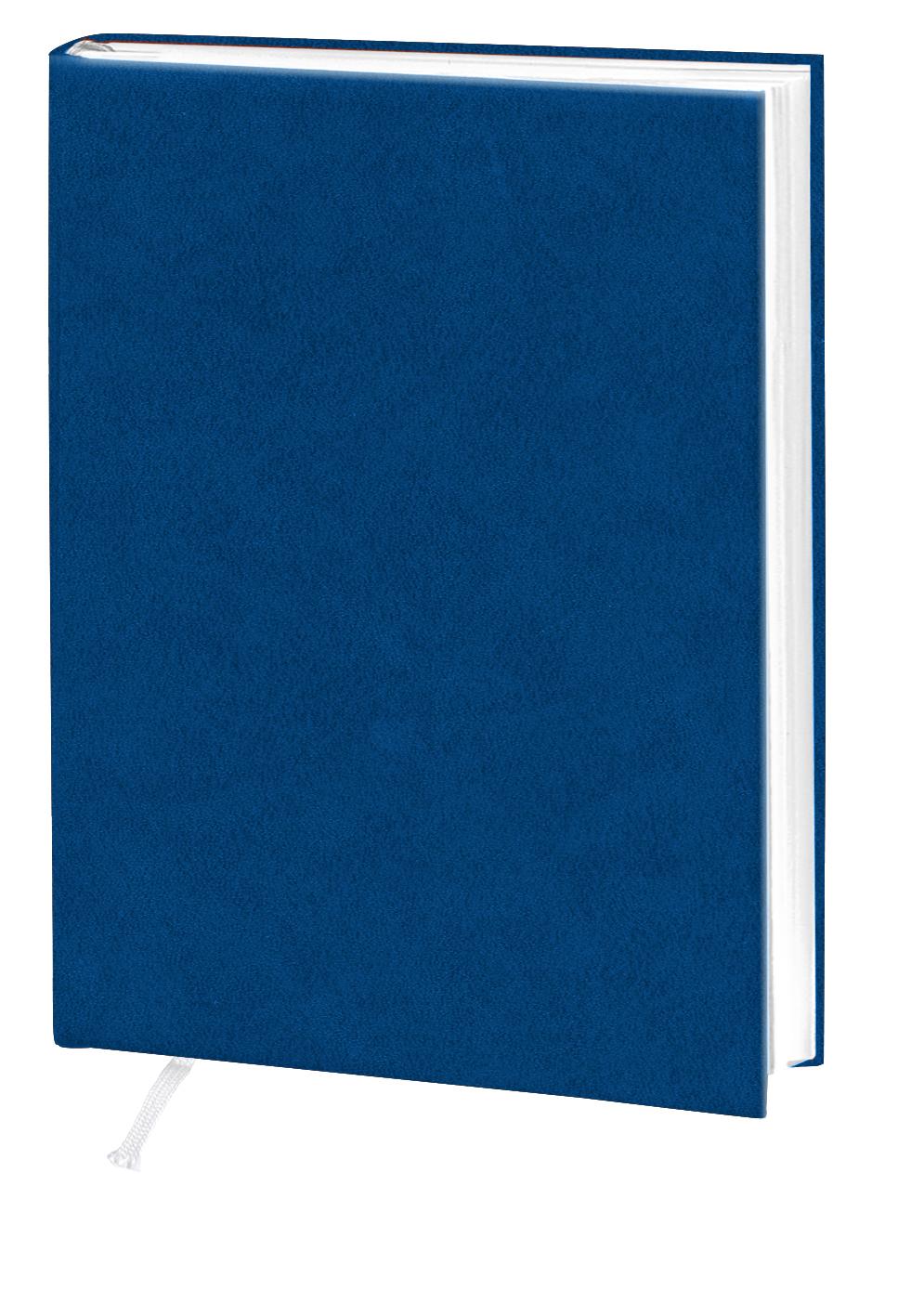 Деловой дневник, А5 (143*202 )176 л., линия, баладек,синий