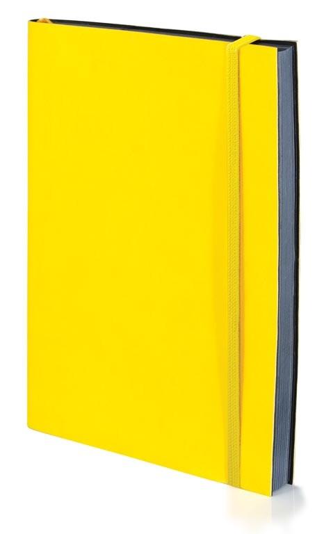 АРТ БУК  А5, 288 стр., желтый