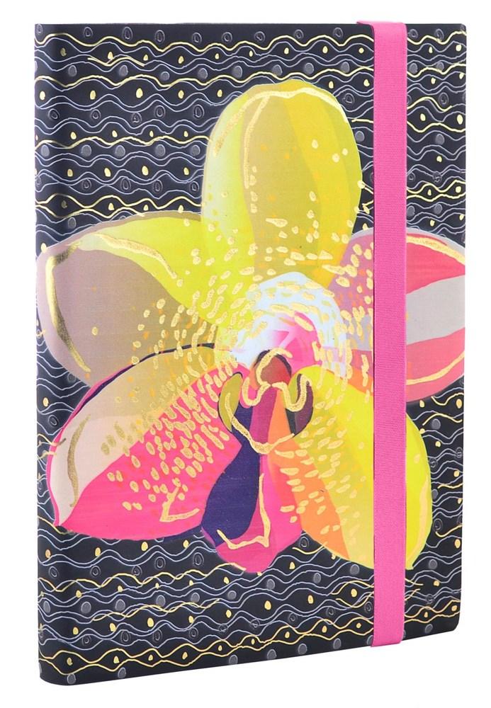 Ежедневник А5 недат. Orchid, 352 стр.