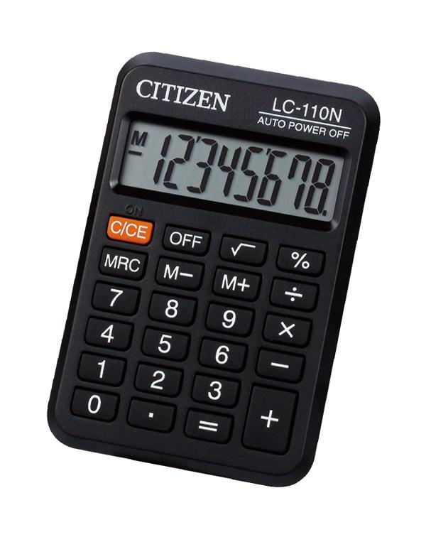 Калькулятор карманный Citizen LC-110
