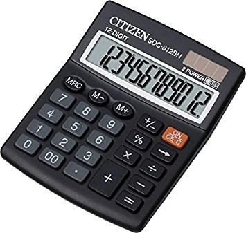 Калькулятор  SDC-812