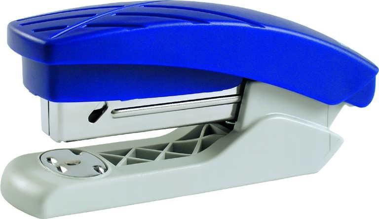 Степлер №24 Axent Duoton 20 листов синий