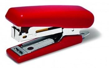Степлер №10 Kangaro HS-Mini 10, ассорти  15 листов