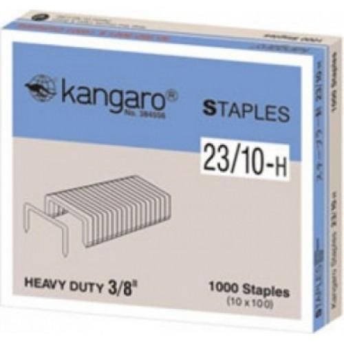 Скобы №23/10 (1000 шт/уп) Kangaro