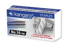 Скобы №10 (1000 шт/уп) Kangaro