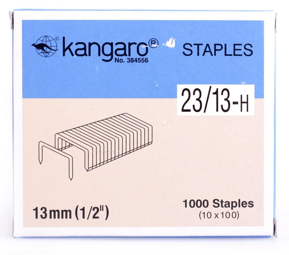 Скобы №23/13 (1000 шт/уп) Kangaro