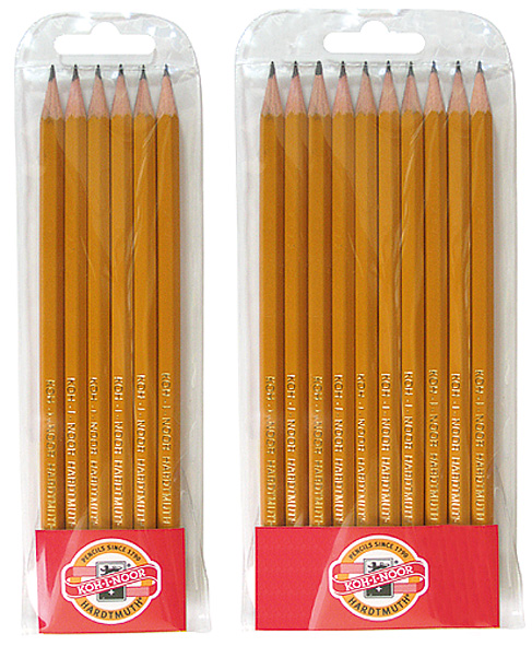 Набор чертежных карандашей Koh-i-noor