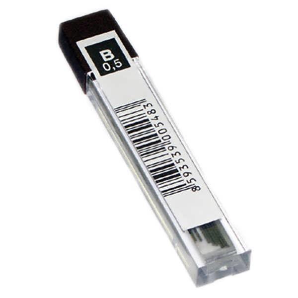Грифель 0,5 мм для мех. карандашей Bohemia Works