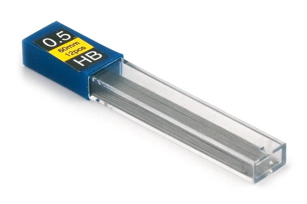 Грифель 0,5 мм для мех. карандашей Economix HB