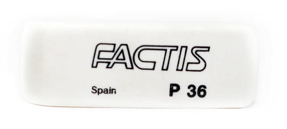 Резинка Factis, пластиковая, карандаш