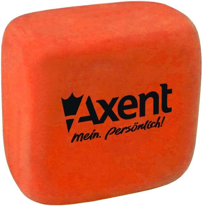 Резинка квадратная, ассорти AXENT