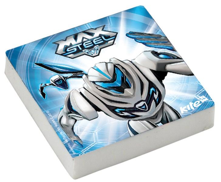 Резинка квадратная Max Steel