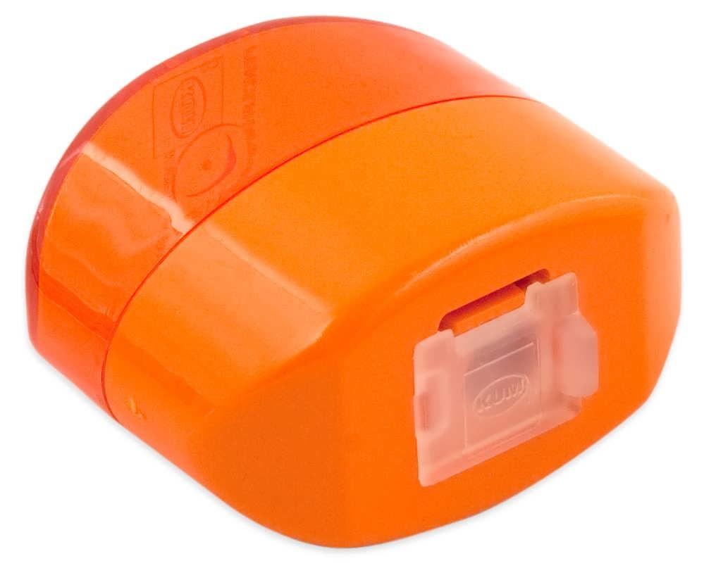 Точилка Овал мини с контейнером