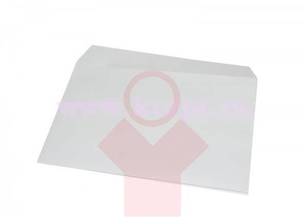 Конверт 324*229, белый, СКЛ, 0+0, кл. боковой