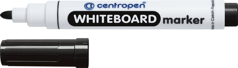 Маркер Board 2.5 мм Centropen черный