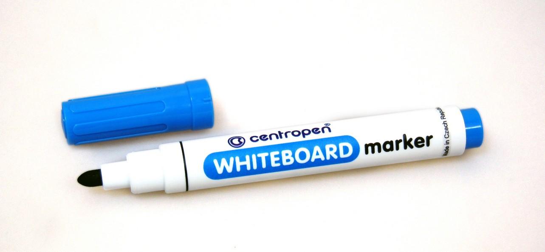 Маркер Board 2.5 мм Centropen cиний
