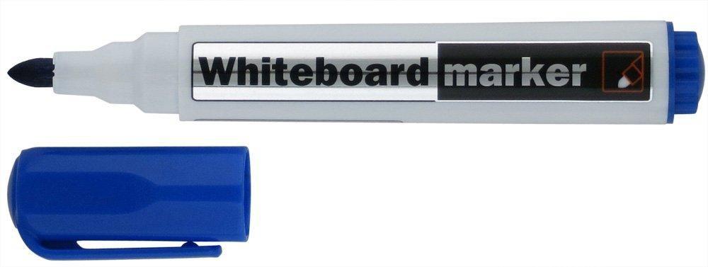 Маркер Whiteboard D2800, 2 мм круглый синий