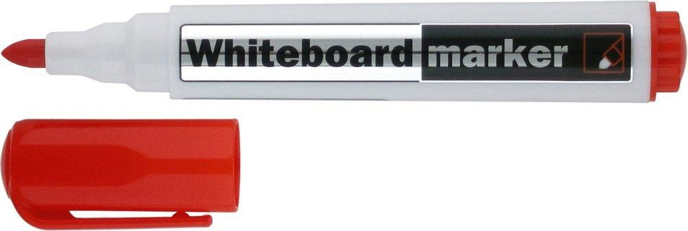 Маркер Whiteboard D2800, 2 мм круглый красный