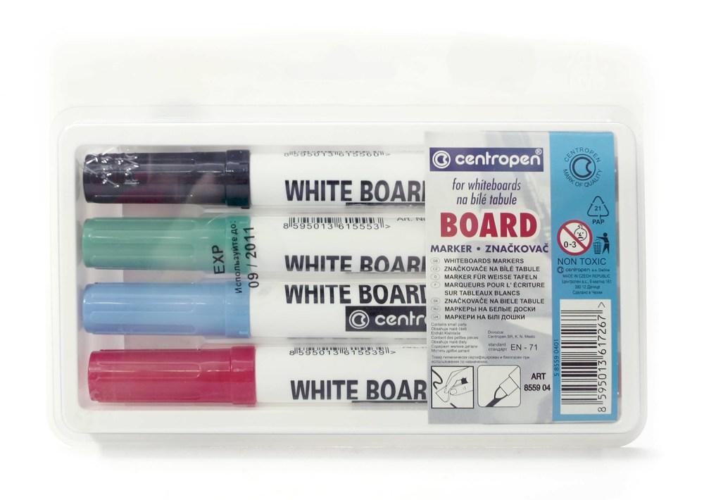 Набор маркеров Board 2.5 мм Centropen