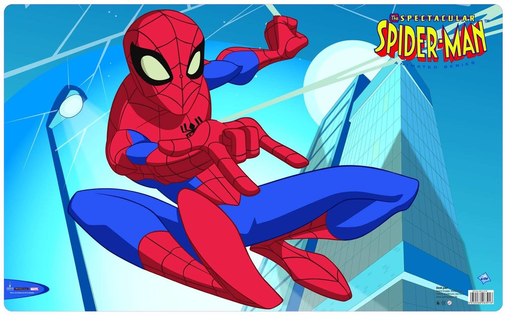 Подкладка настольная 60*40 см Spider-Man