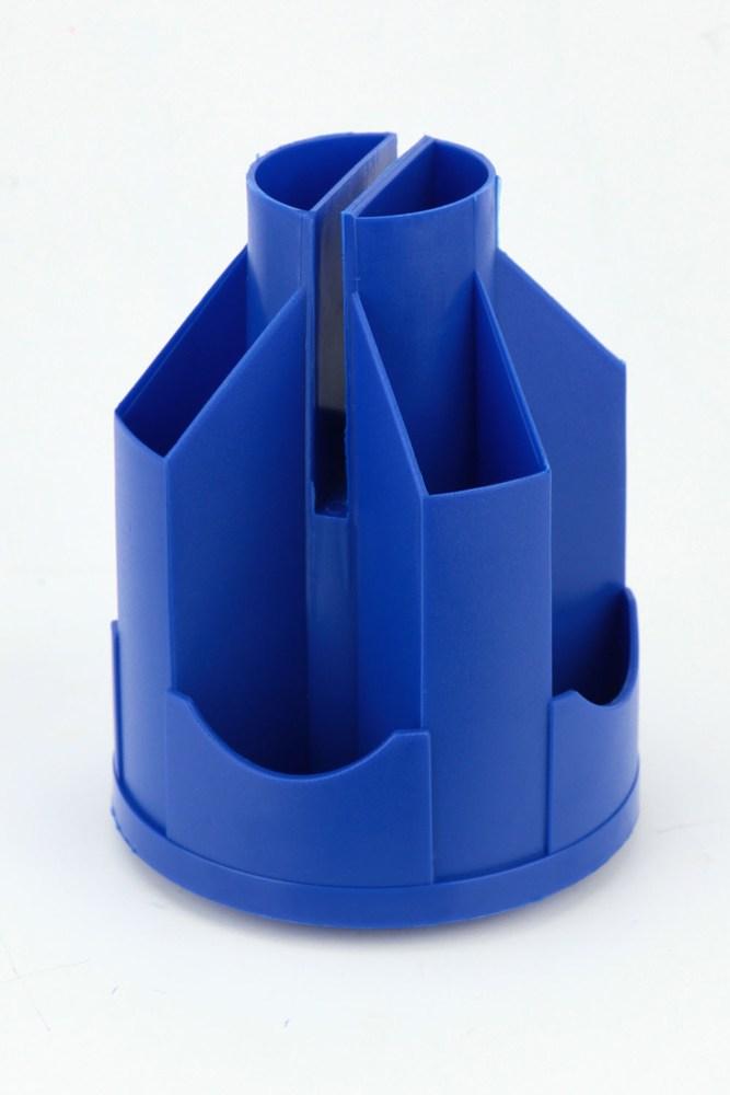 Подставка-органайзер D3003 (мал.) син.