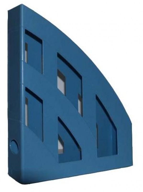Лоток вертикальный КИП, синий ЛВ-01