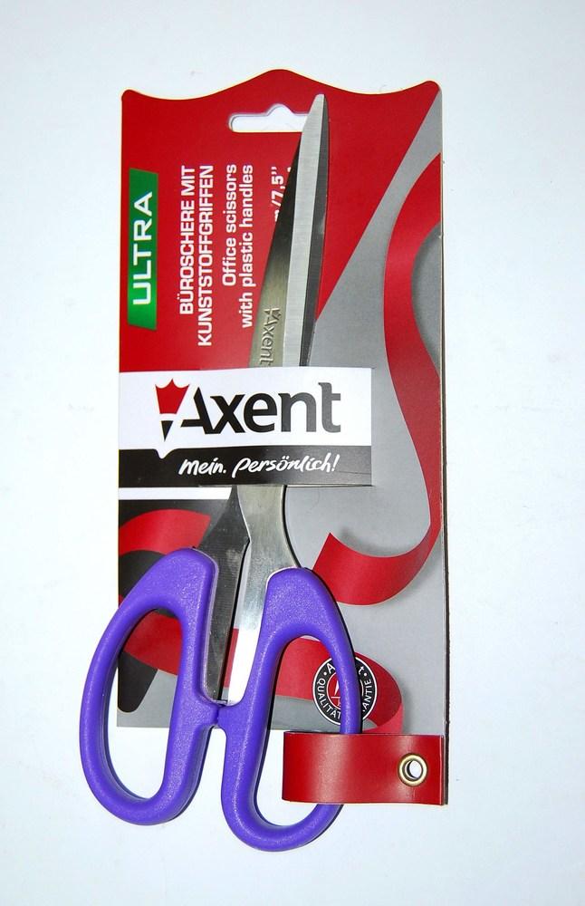 Ножницы 19 см, Ultra, фиолетовые