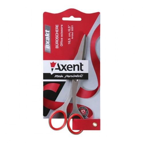 Ножницы металлические Exakt  Axent, 16,5 см