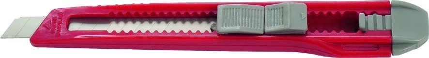 Нож канцелярский средний 9 мм Axent