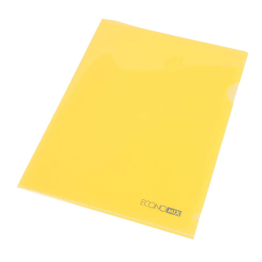 Файл-уголок А5 цветной