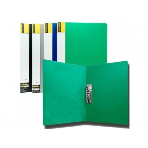 Папка с прижимом пластиковая CLIP B,  FORMAT