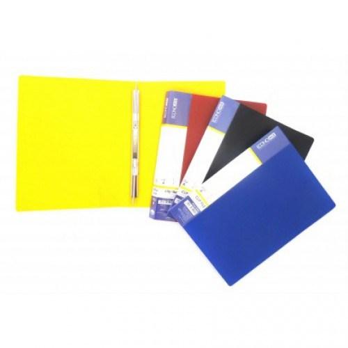 Папка с пружиной А5 пластик. CLIP A