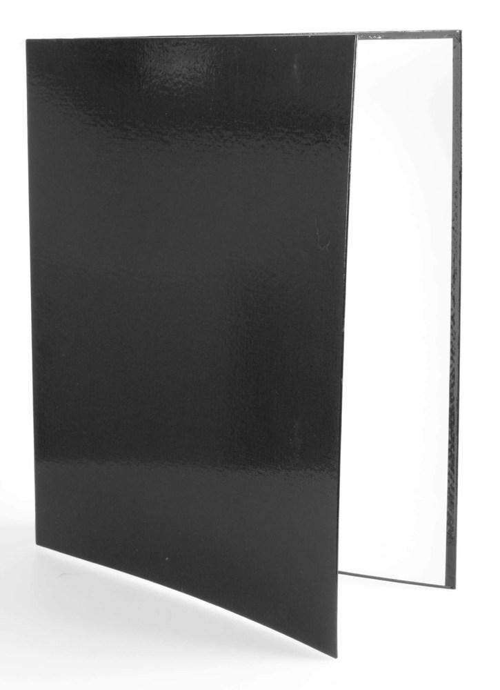 Папка А4 40мм на 4 кольца, черная