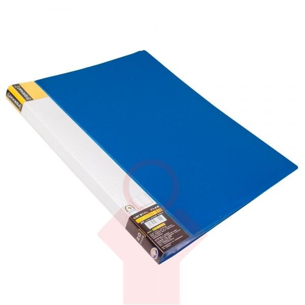 Папка пластиковая с 20 файлами FORMAT