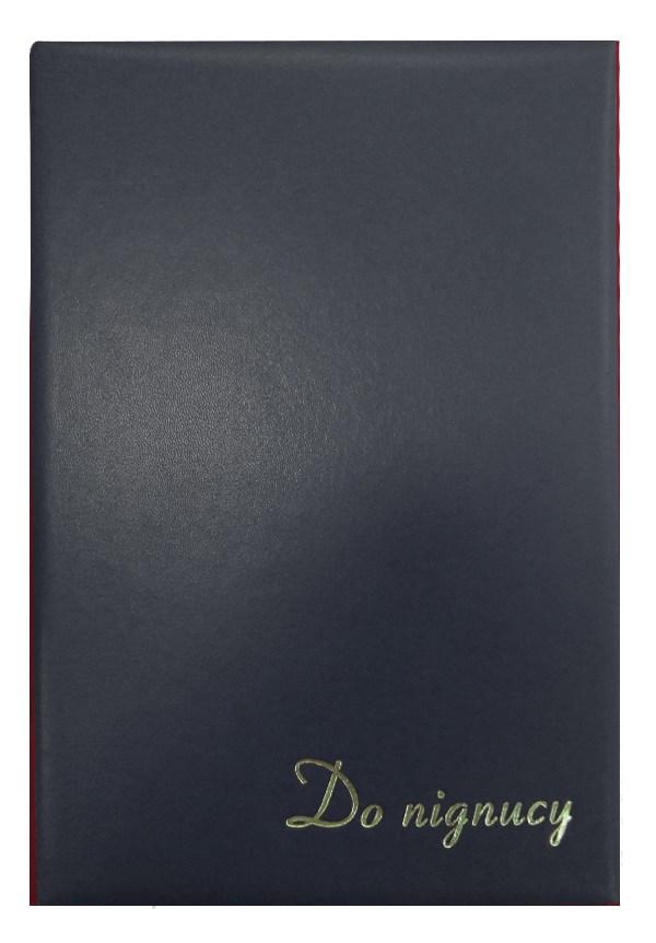 Папка на подпись 221*320, черная, бум. винил